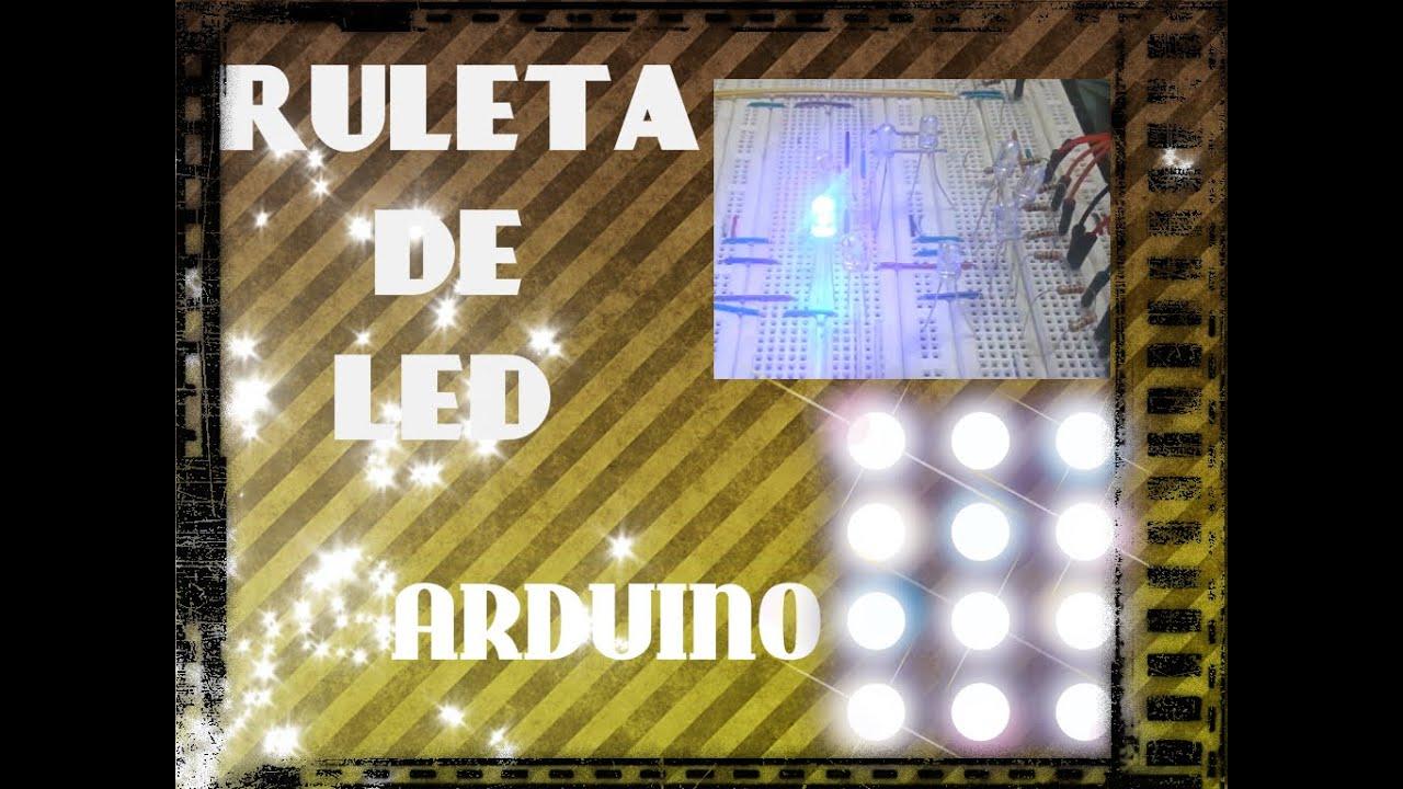 how to make leds work arduino