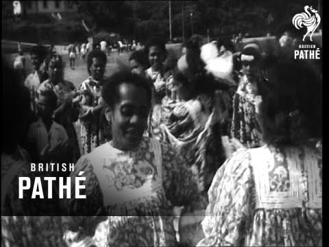 A Trip To New Caledonia - Pacific Isle (1966)