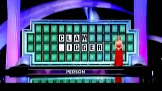 """Guy almost says the """"N Word"""" on Wheel of Fortune"""