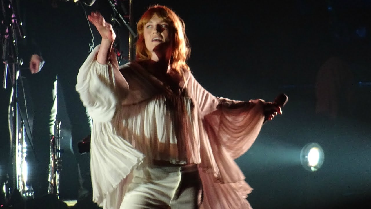 florence and the machine the days are