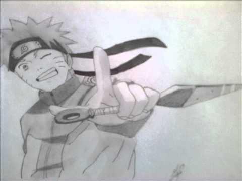 Dibujos de Naruto - YouTube