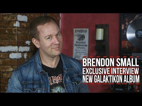 Brendon Small Talks New Galaktikon Album, 'II: Become the Storm'