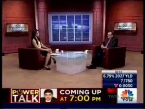 "Mr. Abhijit Bhave, CEO, Karvy Private Wealth interview on CNBC ""Money Money Money"""