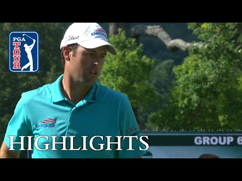 Robert Streb extended highlights   Round 3   The Greenbrier