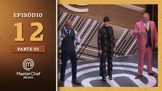 MASTERCHEF BRASIL (21/09/2021) | PAŔTE 1 | EP 12 | TEMP 08