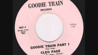 Cleo Page - Goodie Train Pt 1