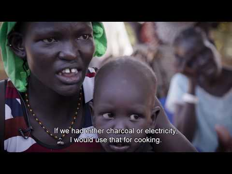 Moving Energy Initiative: How Electricity Can Help Women at Risk When Collecting Firewood