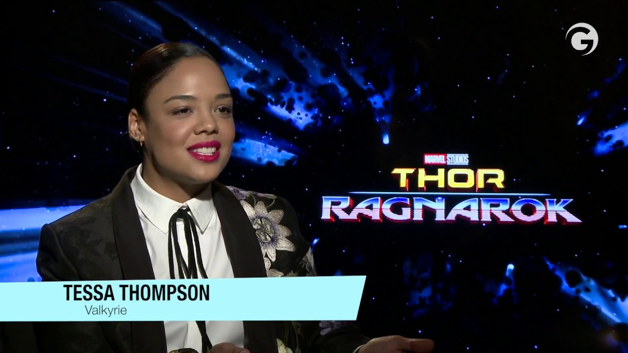Tessa Thompson Talks Backlash From Racists Over Valkyrie Role
