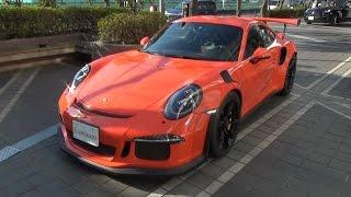 ポルシェ 911 GT3 RS 中古車試乗インプレッション   PORSCHE 991 GT3RS