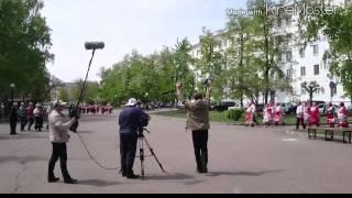 Съёмки передачи ИГРАЙ, ГАРМОНЬ ЛЮБИМАЯ в Пензе