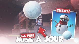 🔥 FAIRE ÇA AVEC LA BOULE DE LA MISE À JOUR STAR WARS Noël est Trop CHEAT !