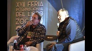 ¿Cómo escribir historia? con Héctor de Mauleón y Paco Ignacio Taibo II #LibertadFILZócalo