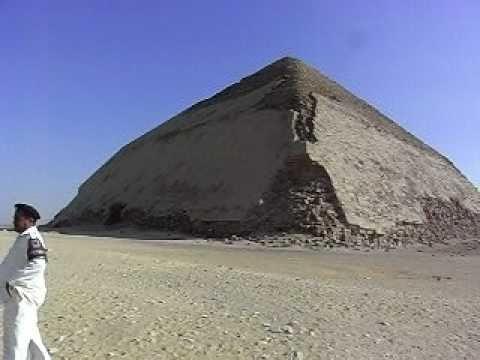GOLDEN EGYPT 91 -DASHUR Bent Pyramid 2/2 -(by Egyptahotep)