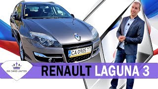 Ревю - Renault Laguna 3 / Рено Лагуна 3 | BG Cars United