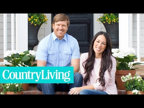 """6 Style Secrets from HGTV's """"Fixer Upper""""   Country Living"""