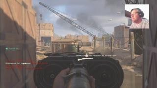 Call of Duty WW2! Samo hardcore bajo moj!