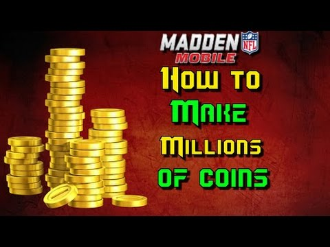How to make coins in madden mobile 16 quot beginner quot sniping filter