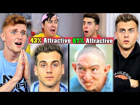 We Took The ULTIMATE Attractive Test (FAIL)!