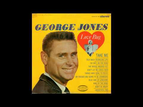 George Jones - Six Days On The Road (Stereo)
