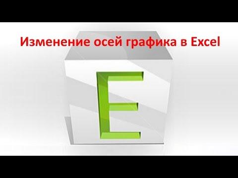 О том, как поменять оси графика «Excel» местами. Изменить осииз YouTube · Длительность: 2 мин27 с