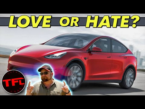 Does TFL Hate The Tesla Model Y? Here's The REAL Answer | Nathan to the Rescue!
