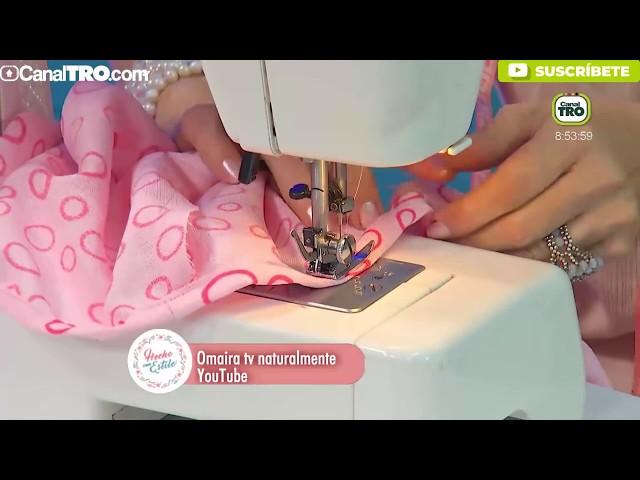 Diseño de vestido por Omaira Márquez - Hecho con estilo