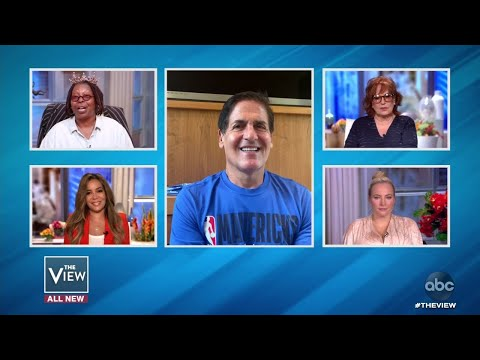 Mark Cuban on Voting Biden in November and Why He Didn't Run for President Himself | The View