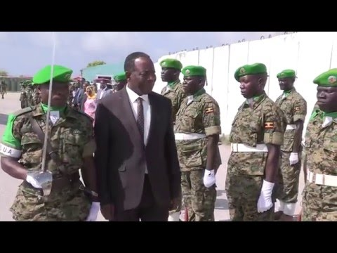 NEWLY APPOINTED AU SPECIAL REPRESENTATIVE FOR SOMALIA FORMALLY ASSUMES OFFICE HD