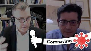 How will coronavirus impact people living with MS?