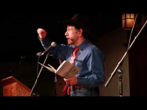 Paul Zarzyski, 28th National Cowboy Gathering in Elko, NV HD