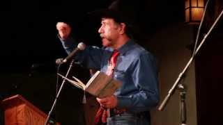 Paul Zarzyski, 28th National Cowboy Gathering in Elko, NV HD