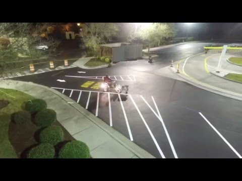 Line Striping McDonald