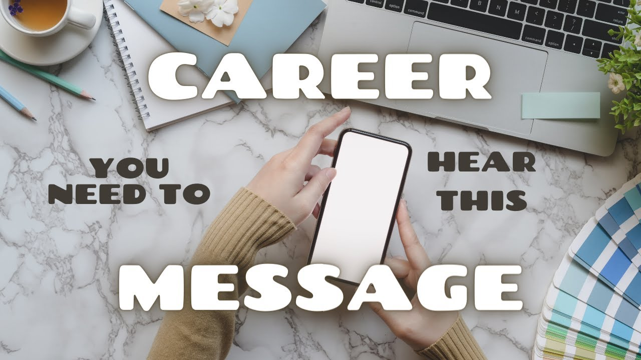Last Piece of the Puzzle ✨ Message You Need To Hear ✨ WEDNESDAY CAREER Tarot Reading