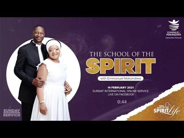 Emmanuel Makandiwa    The School of The Spirit 1  2021