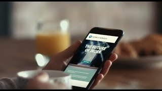 Reshape the Workplace of the Future: Konica Minolta TV Commercial