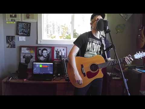 Beartooth- The Lines (acoustic cover)