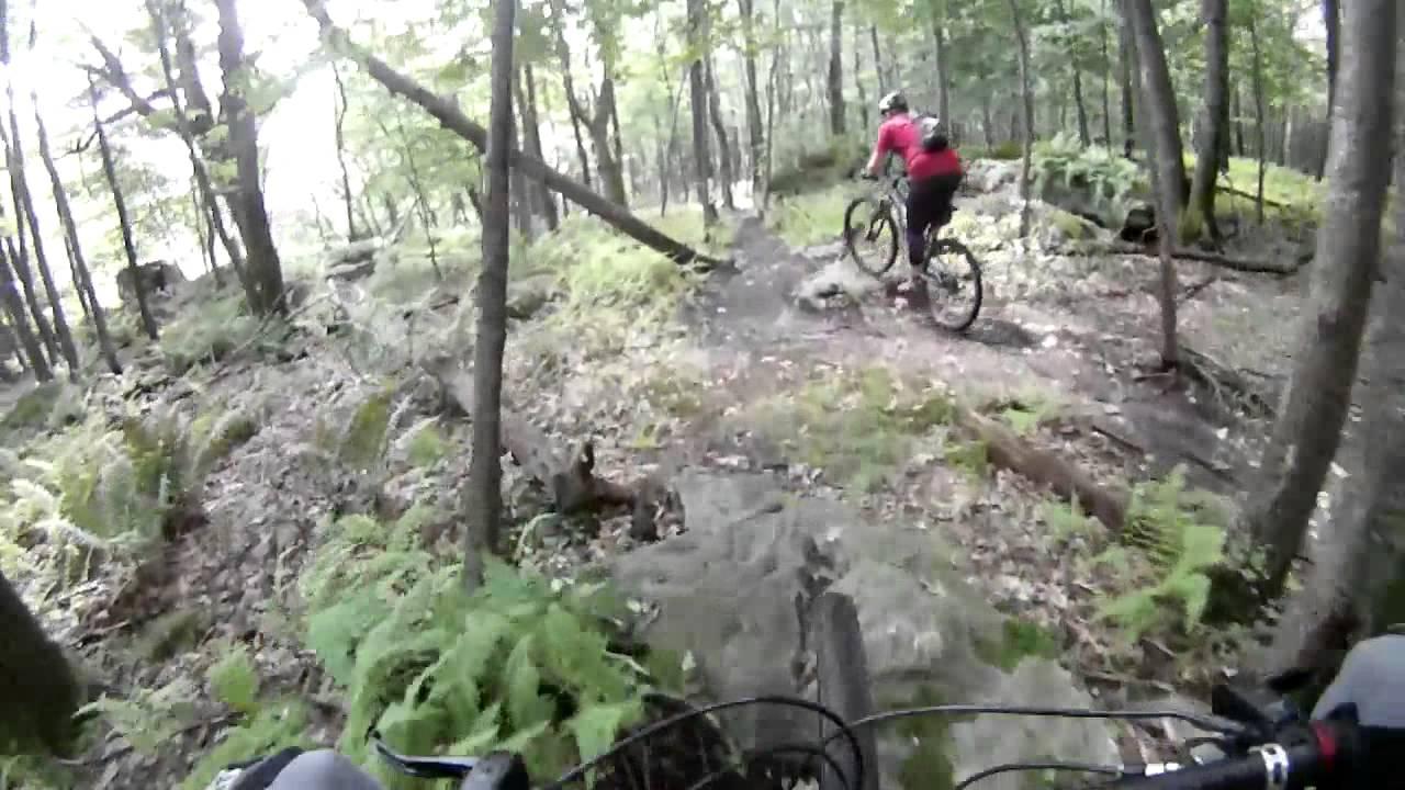 Lhorba Mountain Biking At Big Bear Lake Wv Youtube