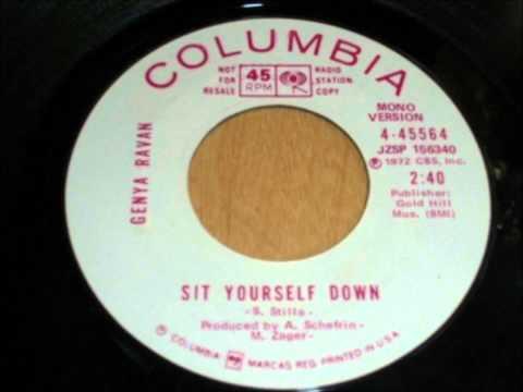 Genya Ravan - Sit Yourself Down