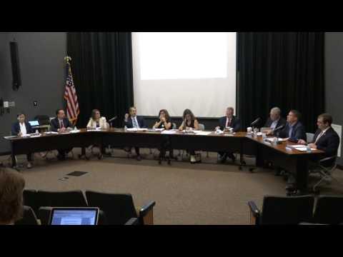 School Committee Meeting 9/20/16