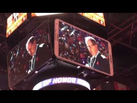 Steve Nash, Inducted into The Ring of Honor. 10-30-2015