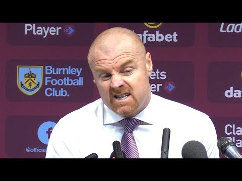 Burnley 0-1 Manchester United - Sean Dyche Post Match Press Conference - Premier League #BURMUN