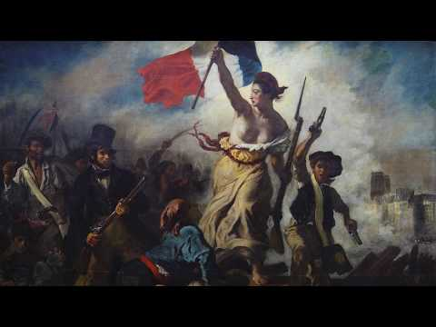 Delacroix, Liberty Leading The People