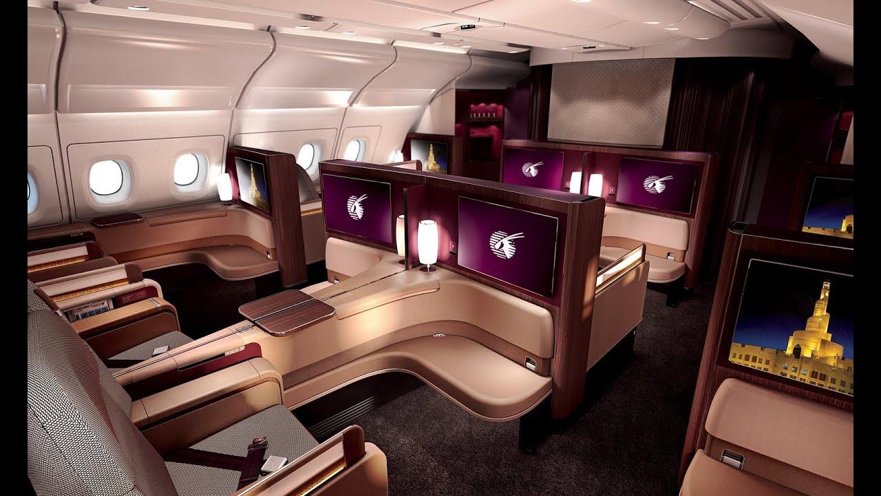 Brandnew Qatar A 380 First Class Interior Hints At Unique Feature