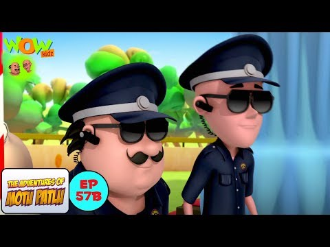 Old Car Auction - Motu Patlu in Hindi WITH ENGLISH, SPANISH & FRENCH SUBTITLES