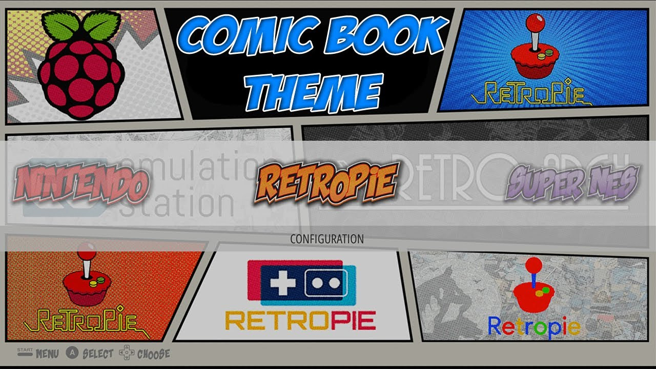 theme retropie