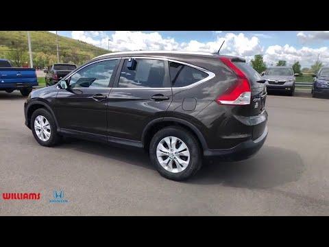 2013 Honda CR-V Elmira, Corning, Watkins Glen, Bath, Ithaca, NY HT9488A