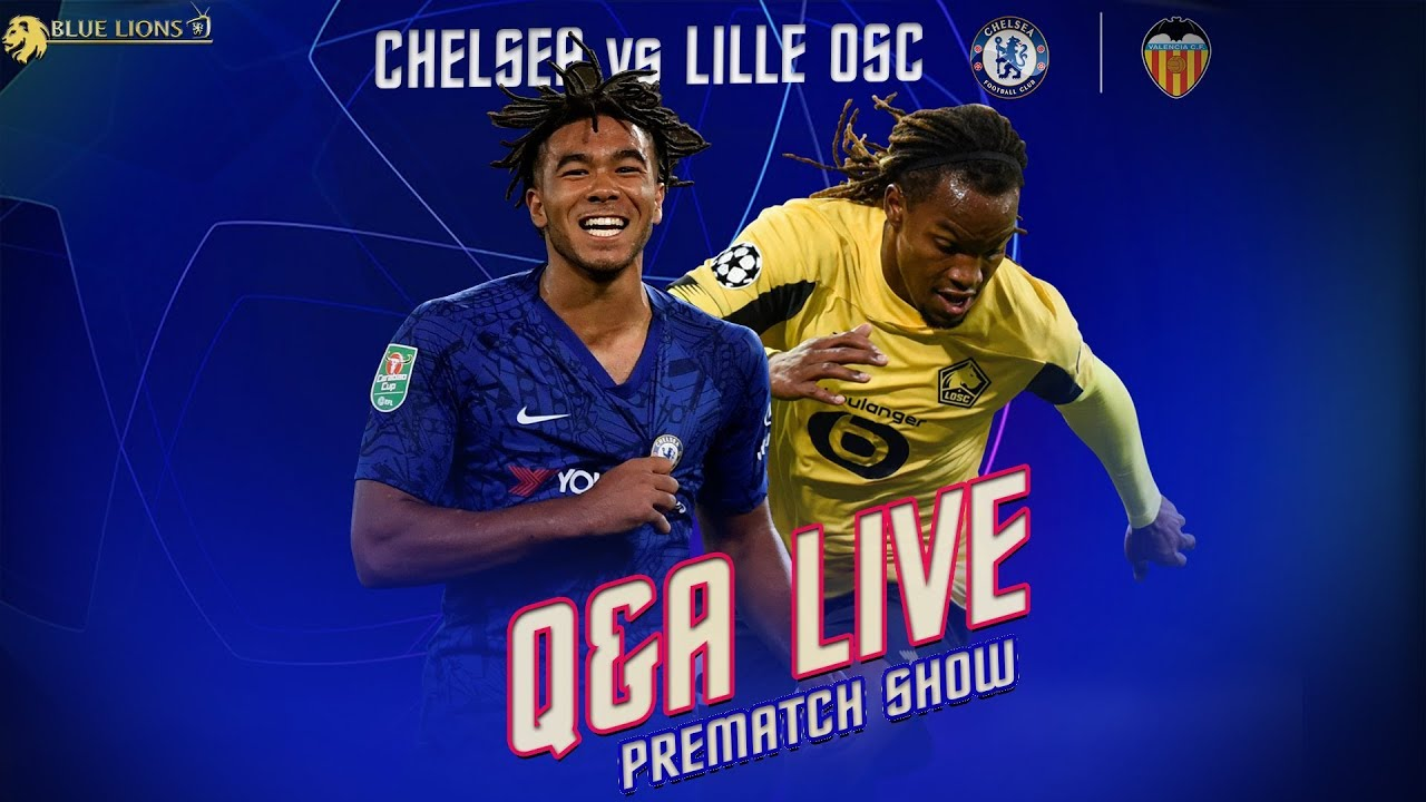 Chelsea vs. LOSC Lille: Champions League live stream, TV channel ...