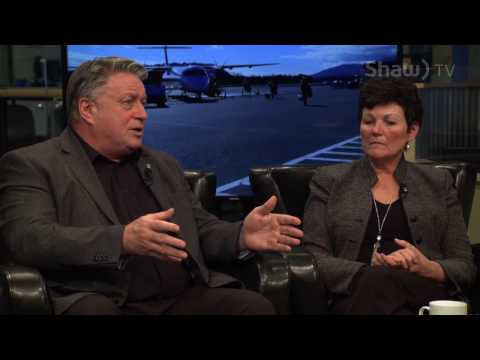 Nanaimo Airport Is Expanding - Coast Connections W/ Paul Winn