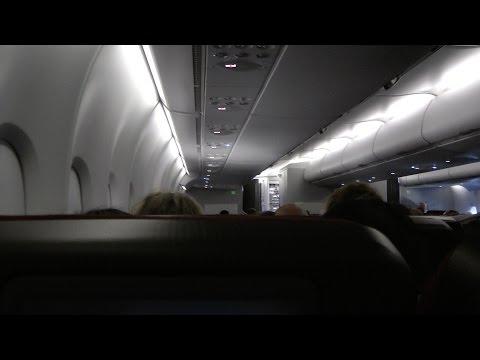 Qantas A380 QF1: Sydney to Singapore (Economy Class)
