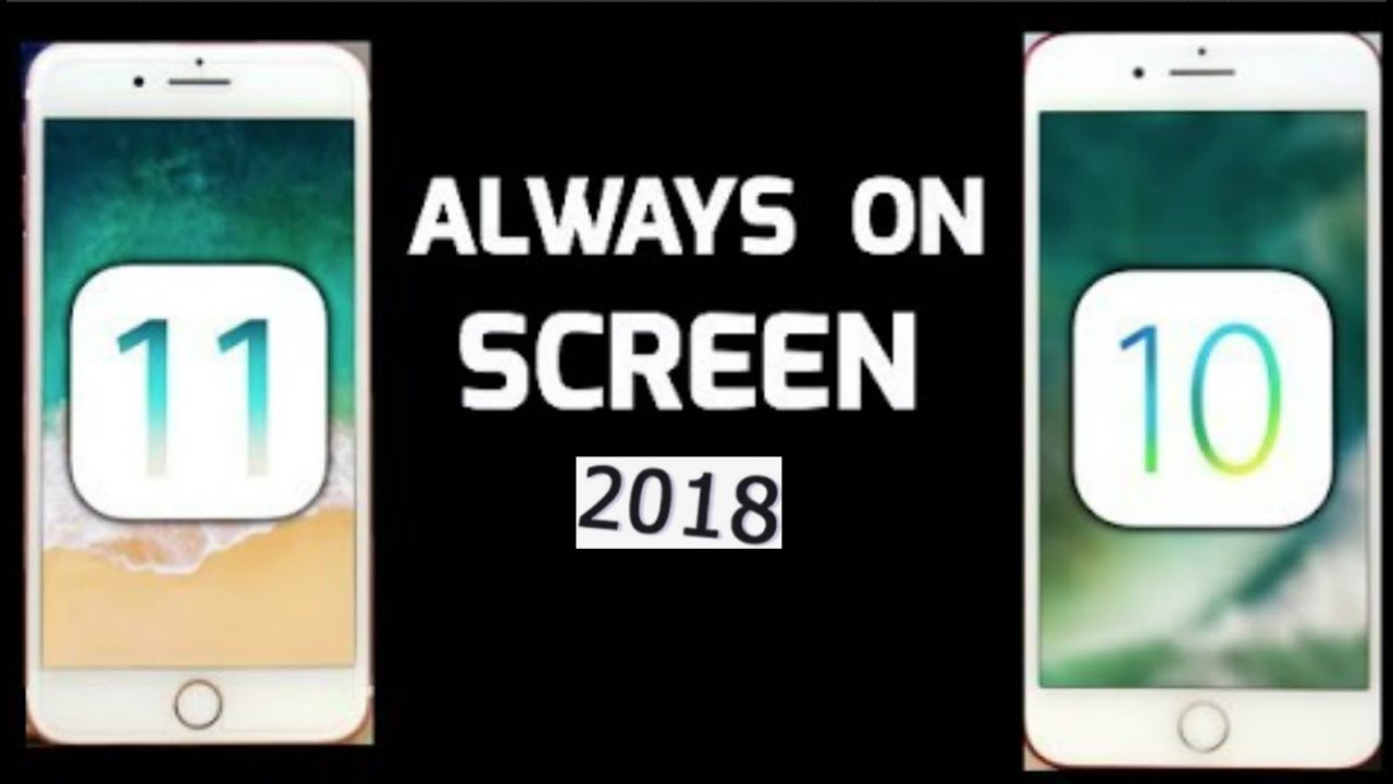 how to keep iphone screen on how to keep display always on on iphone or 18895